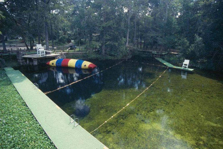 Hornsby Springs Blob at Camp Kulaqua