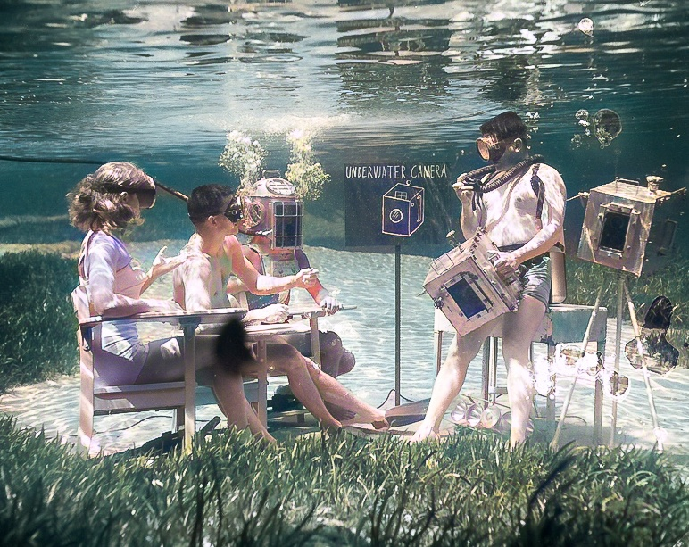 Underwater Camera School